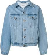 Couture Forte Dei Marmi 'Super Mama' denim jacket