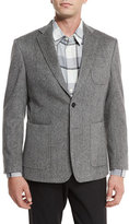 Billy Reid Cashmere Herringbone Blazer