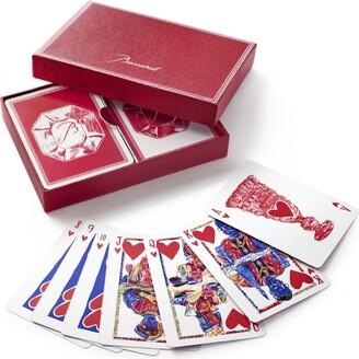 Baccarat Jeux Poker Cards (Set of 2)