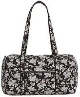 Vera Bradley Iconic Medium Travel Duffel (Holland Garden) Duffel Bags