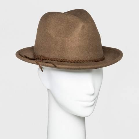 Universal Thread Women's Panama Hat Tan