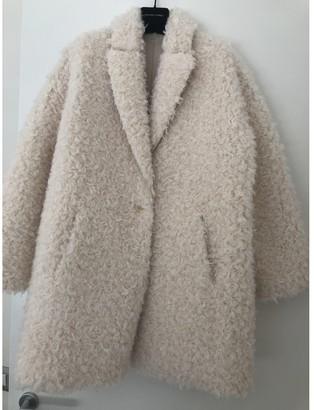 Pinko White Coat for Women