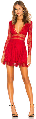 Lovers + Friends Ronan Mini Dress