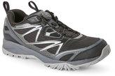 Merrell Black & Silver Capra Bolt Boa Hiking Shoes