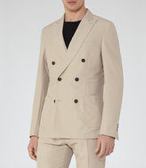 Reiss Potassium B Double-Breasted Blazer