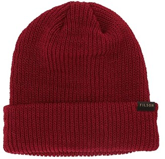 Filson Watch Cap (Red) Caps