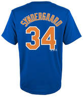 Majestic Toddlers' Noah Syndergaard New York Mets Official Player T-Shirt