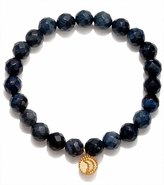 Satya Jewelry Blue Quartzite Moon Bracelet 7537373