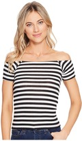 Billabong Right Now Knit Top Women's Clothing