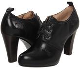 Frye Miranda Lace Bootie (Dark Brown Soft Vintage Leather) - Footwear