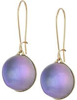 Alexis Bittar Dangling Sphere Kidney Wire Earrings Earring
