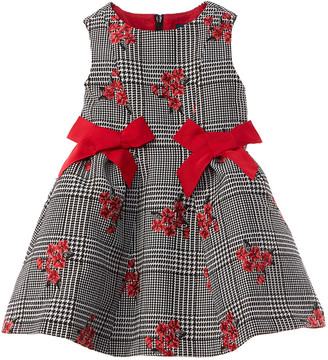 Brooks Brothers Houndstooth Dress