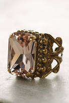 Sorrelli Ancelle Crystal Cocktail Ring