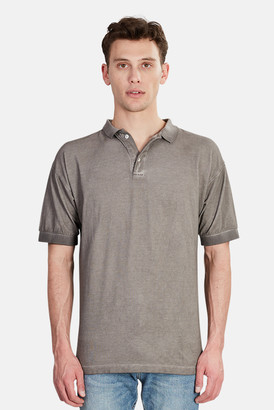 Pierre Balmain Overdyed Polo Shirt