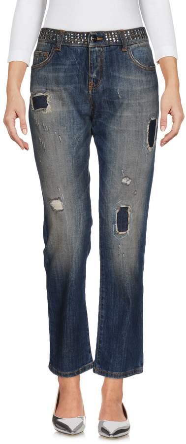 Manila Grace Denim pants - Item 42569315