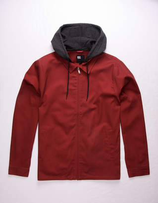 Rsq Station Hooded Mens Jacket