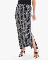 Chico's Graceful Lines Maxi Skirt