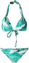 Lenny Niemeyer bird print bikini - women - Polyamide/Spandex/Elastane - L