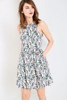 Jasmin Floral Fit & Flare Dress