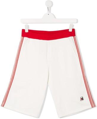Moncler Enfant TEEN track shorts