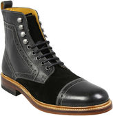 Stacy Adams Madison II Cap-Toe Mens Leather Boots