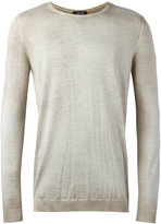 Avant Toi crew neck sweater - men - Silk/Cashmere - M