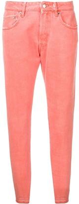 Golden Goose mid-rise straight leg jeans