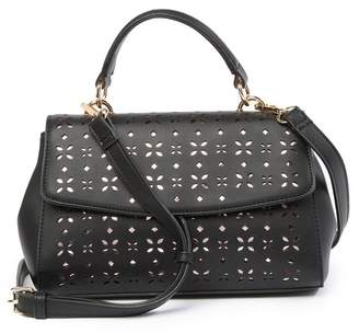 Urban Expressions Rudy Perforated Crossbody