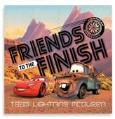 "Disney Cars"" ""Friends To The Finish"" Puzzle Play Mat"