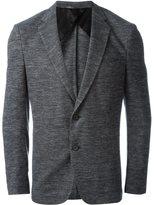 HUGO BOSS woven single breasted blazer