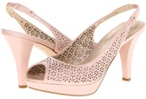 Anne Klein Restup (Light Pink Leather) - Footwear