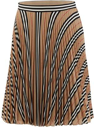 Burberry Rersby pleated skirt