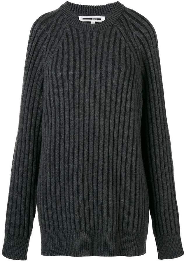 McQ cut-out shoulder jumper
