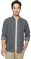 Splendid Long Sleeve Printed Woven Shirt
