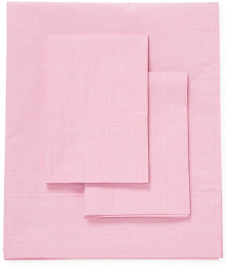 Belle Epoque Chambray Fling Sheet Set