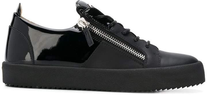 Giuseppe Zanotti Design Double low-top sneakers