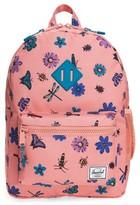 Herschel Girl's Heritage Backpack - Pink