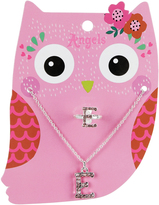 Accessorize Ellen Owl E Jewellery Set