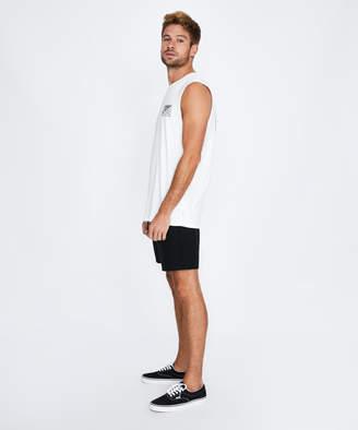 Arvust Matias Muscle T-Shirt White