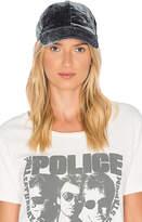 Hat Attack Velvet Baseball Cap