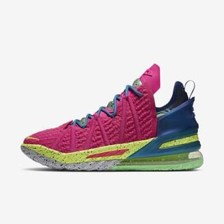 "Nike Basketball Shoe LeBron 18 ""Los Angeles By Night"""