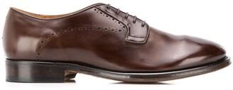 Alberto Fasciani Zen derby shoes