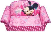 Spin Master Toys Spin MasterTM Marshmallow Disney® Minnie's Bow-Tique Flip-Open Sofa