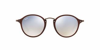 Ray-Ban RB2447N Round Flat Lenses Sunglasses
