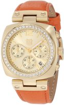 Andrew Marc Women's AM30009 Classic Chronograph Stones Watch