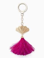 Kate Spade Fan keychain