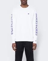 Beams LS Crewneck T-Shirt