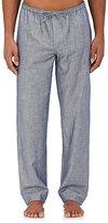 Zimmerli Men's Bon Vivant Cotton-Linen Pajama Pants
