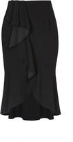 City Chic Frills Skirt