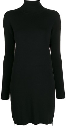 MICHAEL Michael Kors Zipped Sweater Dress